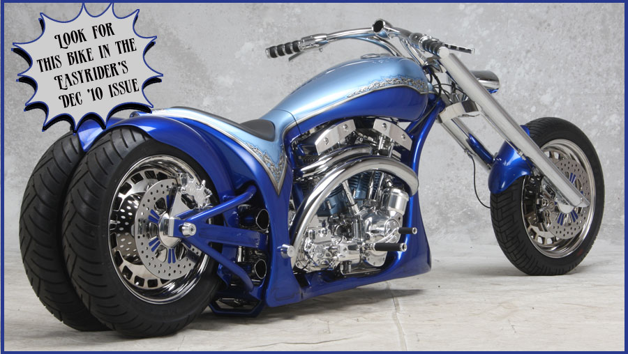 Cleveland Motorcycyle Mfg Co - Custom Harleys, Sheet Metal ...